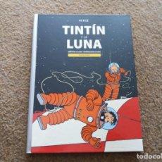 Cómics: TINTÍN Y LA LUNA. ÁLBUM DOBLE. JUVENTUD. ESPECIAL. COMO NUEVO.. Lote 194389832