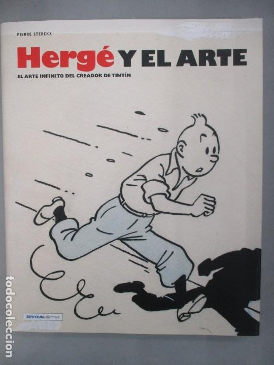 HERGE Y EL ARTE - TINTIN (Tebeos y Comics - Juventud - Tintín)
