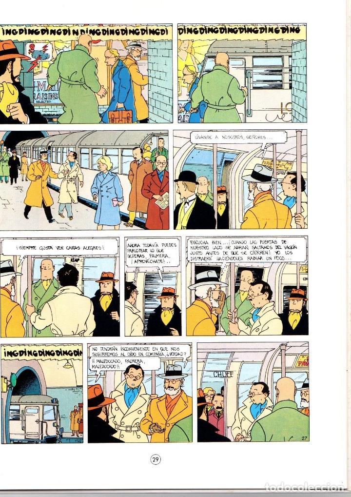 Cómics: EL MISTERIO DE LA PLANTA TAKO. LAS AVENTURAS DEL PROFESOR PALMERA. DICK BRIEL. 1990. JUVENTUD - Foto 2 - 194581140