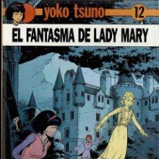 Cómics: YOKO TSUNO Nº 12. Lote 194614955
