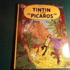 Cómics: TINTIN YLOS PICAROS. 1ª EDICION 1976. JUVENTUD. (M-4). Lote 194647917