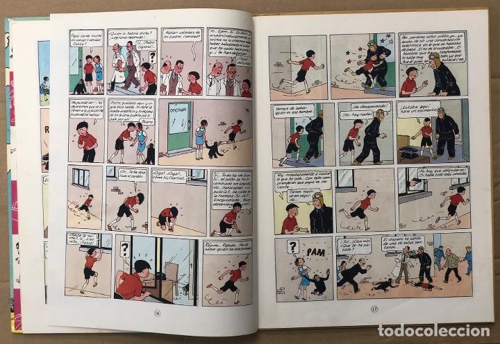 Cómics: EL TESTAMENTO DE MR. PUMP. LAS AVENTURAS DE JO, ZETTE Y JOCKO. HERGÉ. JUVENTUD, 1974. 2ª EDICION - Foto 4 - 194659088