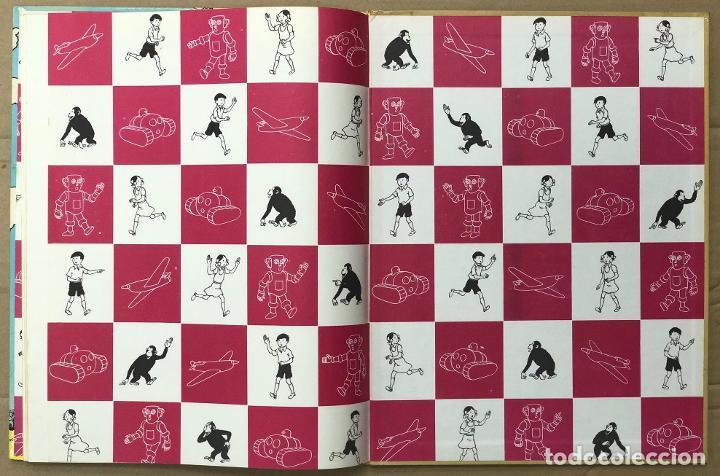 Cómics: EL TESTAMENTO DE MR. PUMP. LAS AVENTURAS DE JO, ZETTE Y JOCKO. HERGÉ. JUVENTUD, 1974. 2ª EDICION - Foto 5 - 194659088