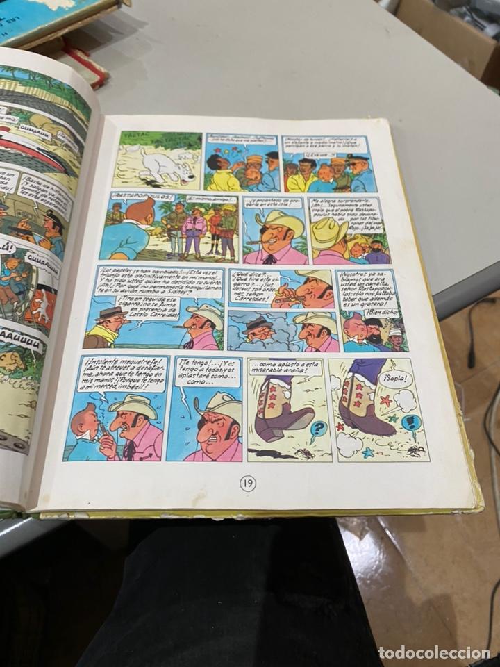 Cómics: Tintin. Vuelo 714 para Sidney. 1 edición 1969 - ver las fotos - Foto 3 - 194702957