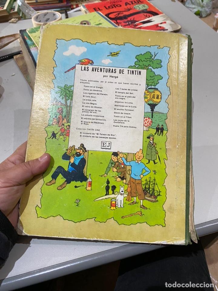 Cómics: Tintin. Vuelo 714 para Sidney. 1 edición 1969 - ver las fotos - Foto 5 - 194702957