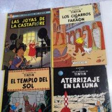 Cómics: 22 LIBROS DE TINTIN. Lote 194704371