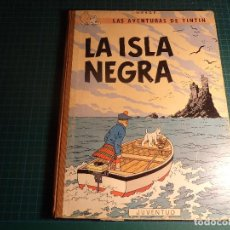 Cómics: TINTIN. LA ISLA NEGRA. 3ª EDICION (1969). (M-3). Lote 194709036