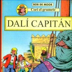 Cómics: CORI EL GRUMETE-5: DALÍ CAPITÁN (JUVENTUD, 1994) DE BOB DE MOOR. Lote 194783358