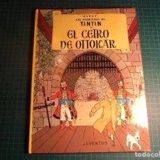 Cómics: TINTIN. EL CETRO DE OTTOKAR. JUVENTUD. 10 EDICION 1988. (M-1). Lote 194940543