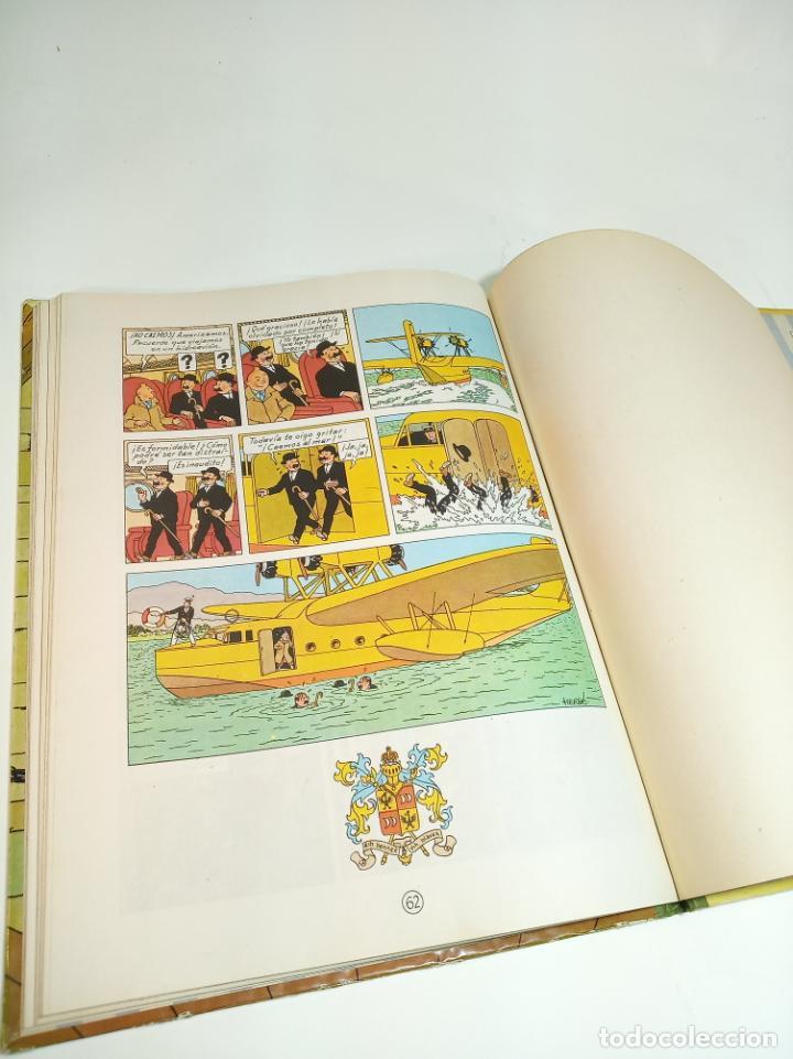 Cómics: Las aventuras de Tintin. El cetro de Ottokar. Hergé. Segunda edición. Juventud. - Foto 6 - 195043442