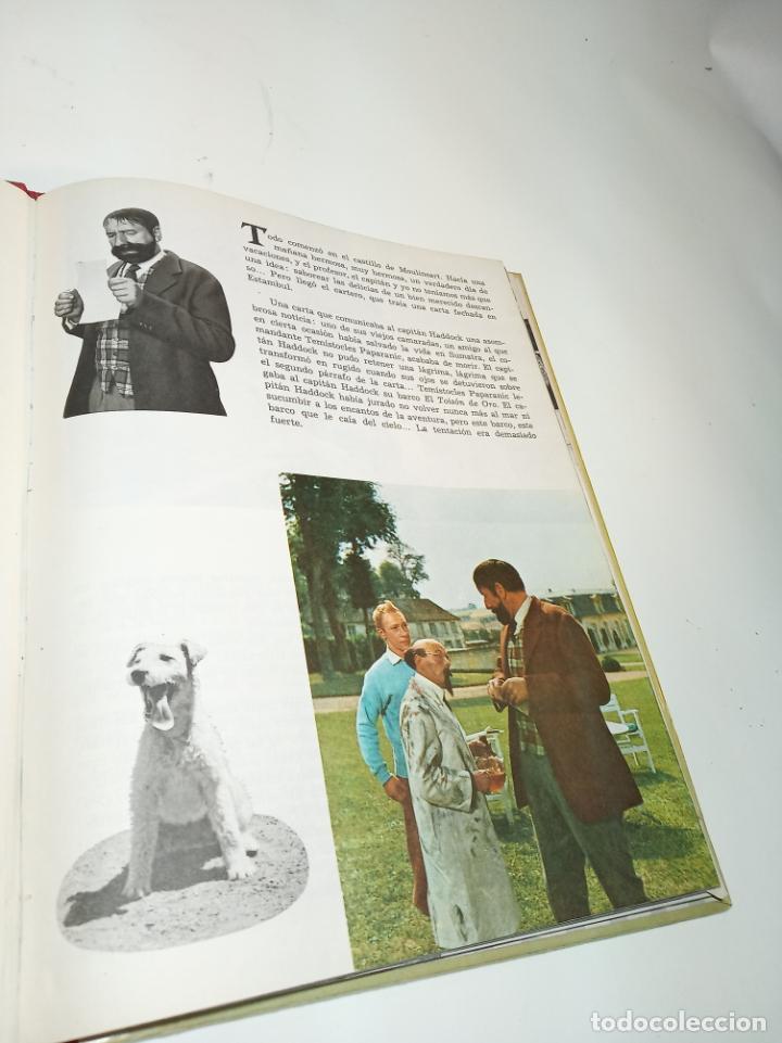 Cómics: Las aventuras de Tintin.Tintin y el misterio del Toyson de oro. Hergé. Primera edición. Juventud. - Foto 4 - 195044108