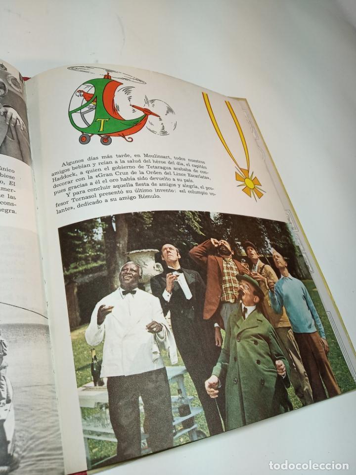 Cómics: Las aventuras de Tintin.Tintin y el misterio del Toyson de oro. Hergé. Primera edición. Juventud. - Foto 8 - 195044108