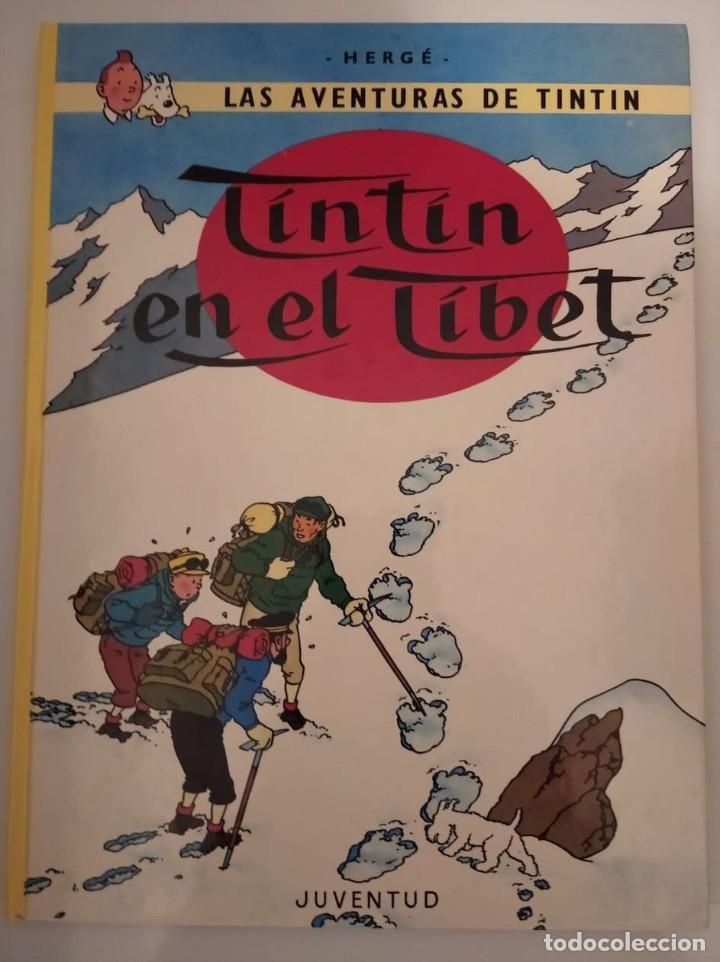 TINTÍN EN EL TIBET- HERGÉ (Tebeos y Comics - Juventud - Tintín)