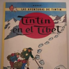Cómics: TINTÍN EN EL TIBET- HERGÉ. Lote 195055858