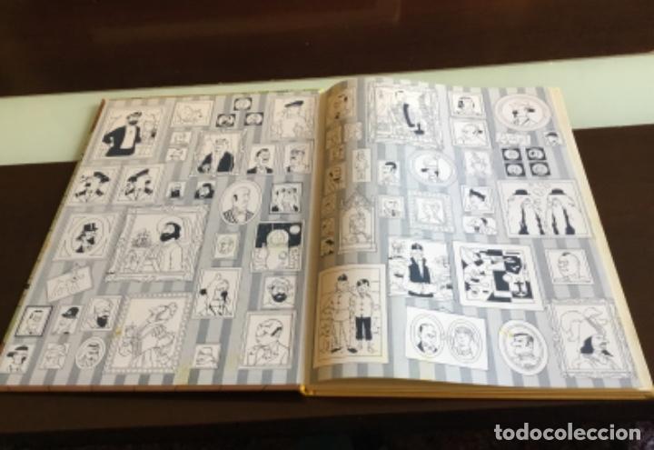 Cómics: Tintin ottokarren zetroa buenisimo estado en euzkera - Foto 8 - 195081940