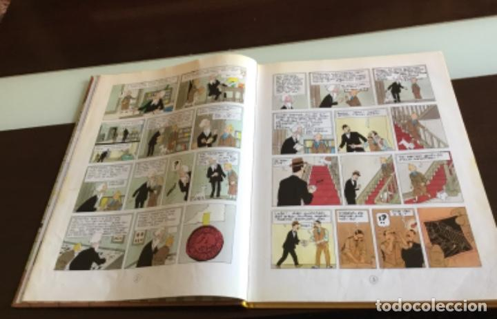 Cómics: Tintin ottokarren zetroa buenisimo estado en euzkera - Foto 11 - 195081940