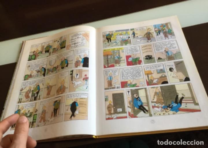 Cómics: Tintin ottokarren zetroa buenisimo estado en euzkera - Foto 12 - 195081940