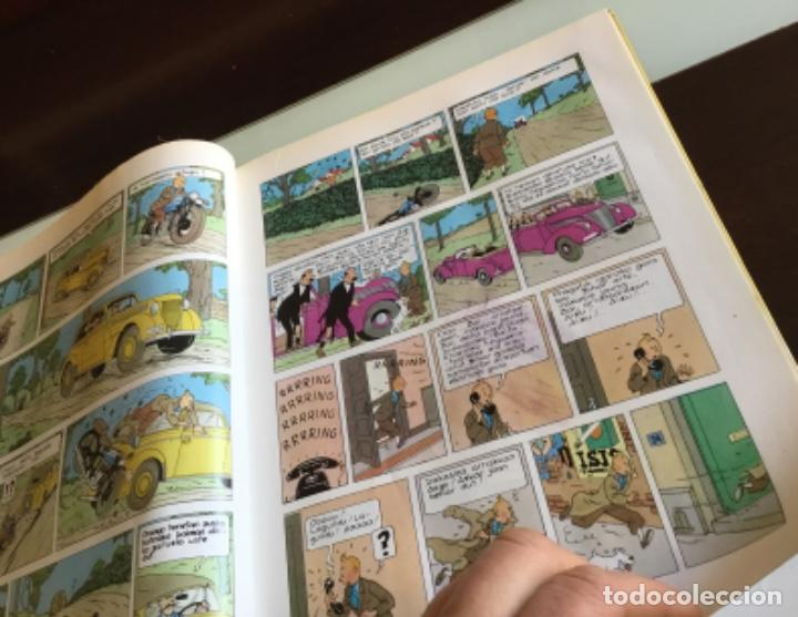 Cómics: Tintin ottokarren zetroa buenisimo estado en euzkera - Foto 13 - 195081940