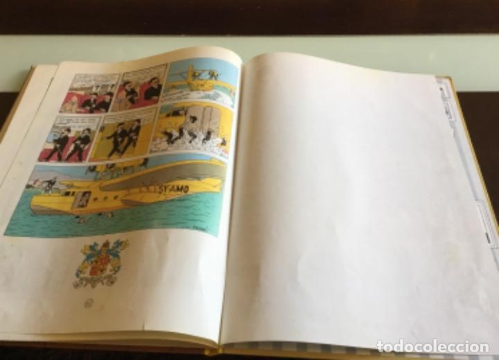Cómics: Tintin ottokarren zetroa buenisimo estado en euzkera - Foto 15 - 195081940
