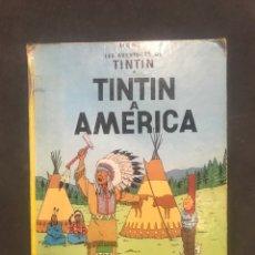 Cómics: TINTÍN CÓMICS DE 1982. Lote 195116916
