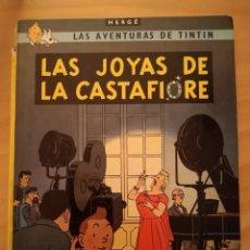 Cómics: LAS AVENTURAS DE TINTIN - LAS JOYAS DE LA CASTAFIORE. HERGÉ. ED. JUVENTUD, 1974. 4ª EDICIÓN.. Lote 195133213