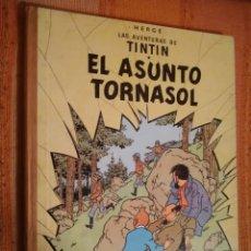 Cómics: LAS AVENTURAS DE TINTIN - EL ASUNTO TORNASOL. HERGÉ. ED. JUVENTUD, 1972. 4ª EDICIÓN.. Lote 195145461