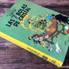 Cómics: LAS AVENTURAS DE TITIN.. Lote 195160546