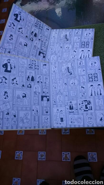 Cómics: Tintin en tomo números 1 y 6 Herge, editorial juventud - Foto 3 - 195172845