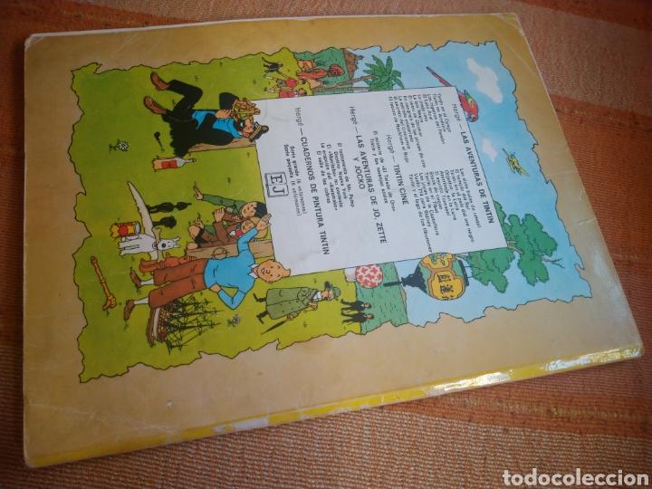 Cómics: LAS AVENTURAS DE TINTIN - EL TEMPLO DEL SOL. HERGÉ. ED. JUVENTUD, 1975. 3ª EDICIÓN. - Foto 6 - 195260638