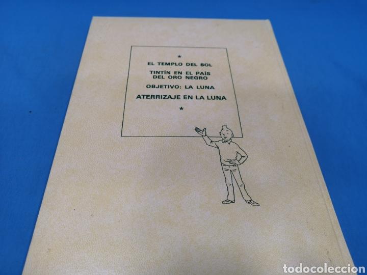 Cómics: LOTE 5 TOMOS COMICS, LAS AVENTURAS DE TINTÍN, HERGÉ, EDITORIAL Juventud. Años 1989-90-91 - Foto 6 - 195269965