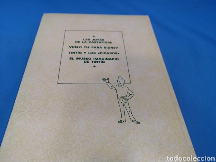 Cómics: LOTE 5 TOMOS COMICS, LAS AVENTURAS DE TINTÍN, HERGÉ, EDITORIAL Juventud. Años 1989-90-91 - Foto 8 - 195269965