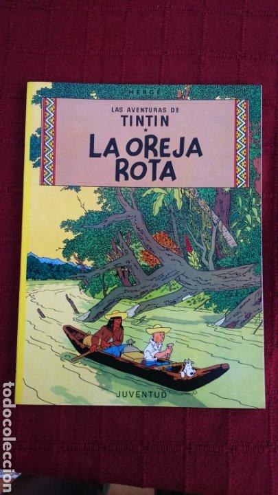 Cómics: Tintin - Foto 2 - 195301473