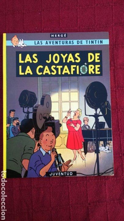 Cómics: Tintin - Foto 6 - 195301473
