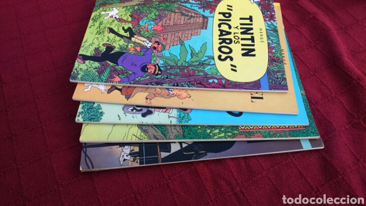 Cómics: Tintin - Foto 7 - 195301473