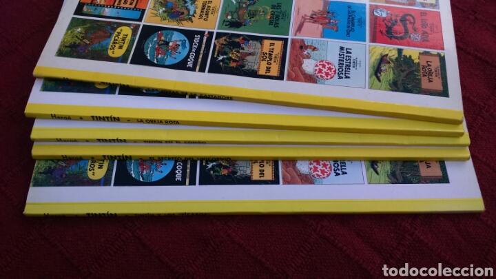 Cómics: Tintin - Foto 8 - 195301473