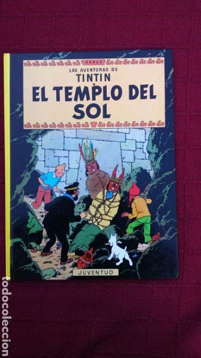 Cómics: Tintin pasta dura juventud - Foto 4 - 195309888