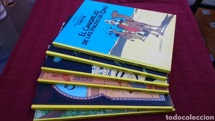 Cómics: Tintin pasta dura juventud - Foto 6 - 195309888
