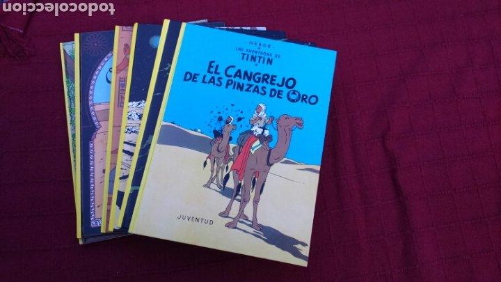 Cómics: Tintin pasta dura juventud - Foto 7 - 195309888