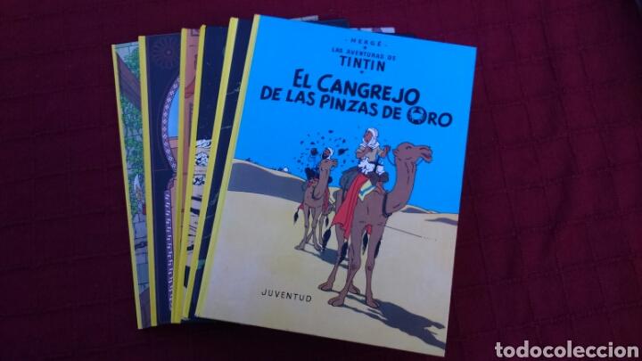 Cómics: Tintin pasta dura juventud - Foto 12 - 195309888