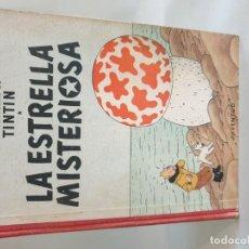 Cómics: TINTIN. COLECCIÓN DE 12 NÚMEROS AÑOS 50,60 Y 70. PRIMERAS EDICIONES.. Lote 195397920