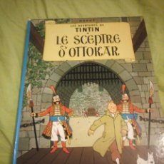 Cómics: TINTIN ET LES PICAROS,CASTERMAN - HERGÉ 1981.FRANCES. Lote 195430943