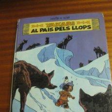 Cómics: YAKARI AL PAIS DELS LLOPS Nº 8. DERIB + JOB. EDITORIAL JOVENTUT.. Lote 195479206