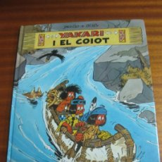 Cómics: YAKARI I EL COIOT Nº 12. DERIB + JOB. EDITORIAL JOVENTUT.. Lote 195479390