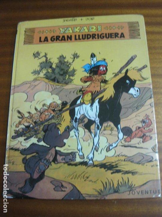 YAKARI LA GRAN LLUDRIGUERA Nº 10. DERIB + JOB. EDITORIAL JOVENTUT. (Tebeos y Comics - Juventud - Yakary)