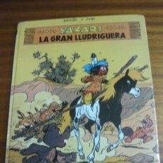 Cómics: YAKARI LA GRAN LLUDRIGUERA Nº 10. DERIB + JOB. EDITORIAL JOVENTUT.. Lote 195479771