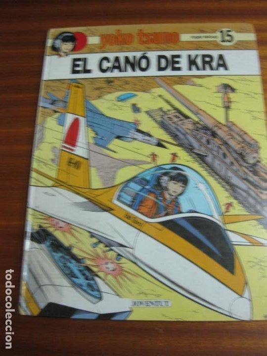 YOKO TSUNO 15. EL CANO DE KRA. JOVENTUT 1990. (Tebeos y Comics - Juventud - Yoko Tsuno)