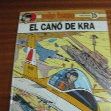 Cómics: YOKO TSUNO 15. EL CANO DE KRA. JOVENTUT 1990.. Lote 195699450