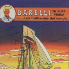 Comics : BARELLI-E.D. JUVENTUD-AÑO 1990-COLOR-TAPA DURA-AUTOR : BOB MOOR-Nº 3- BARELLI EN NUSA PENIDA-TOMO 2-. Lote 195937868