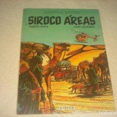 Cómics: SIROCO AREAS. RAMBLA TOURS. RAMON BRAU, JUAN ZACARIAS. TAPA DURA 1993.. Lote 196050711