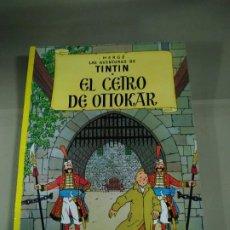 Cómics: TINTÍN. EL CETRO DE OTTOKAR - HERGÉ. Lote 196444921